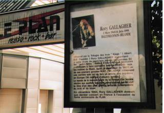 Forum Rory Gallagher - Portail Leplan2
